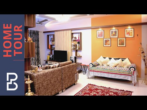 Walkthrough of Mr. Ananthesh 3BHK House | interior Design | SNN Raj Serenity | Bangalore