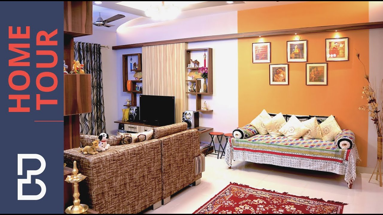 Interior design for 3 bhk home - Interior Design Of Mr Ananthesh 3 Bhk House Snn Raj Serenity Bangalore India Youtube