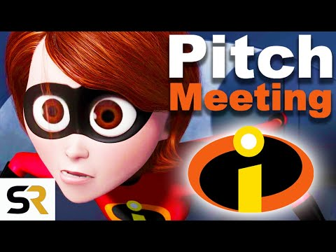 The Incredibles Pitch Meeting