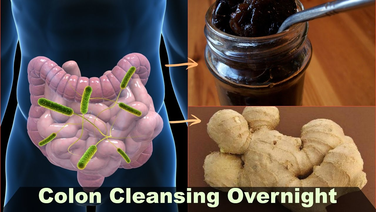 Colon cleansing with folk remedies and methods 39