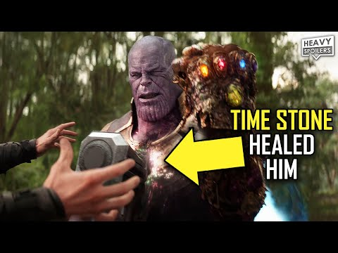 INSANE Details I Noticed In AVENGERS INFINITY WAR After Binge Watching The Infinity Saga