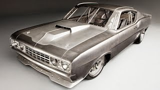 """1969 Ford Torino Talladega 529 Boss FX Custom Build Project By """"Rad Rides By Troy"""" For George Poteet"""