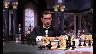Шахматы в Джеймс Бонде! Разбор партии из фильма