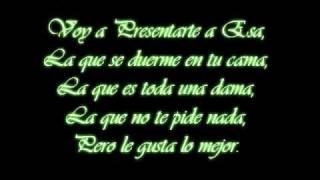 Gloria Trevi - Esa Hambra es Mala (Letra)