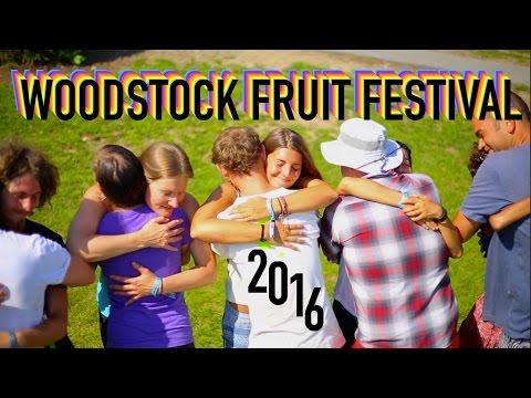 The Woodstock Fruit Festival 2016 Mini Recap