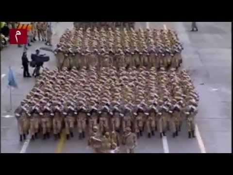 Iranian Armed Forces Marching - IRGC - Military