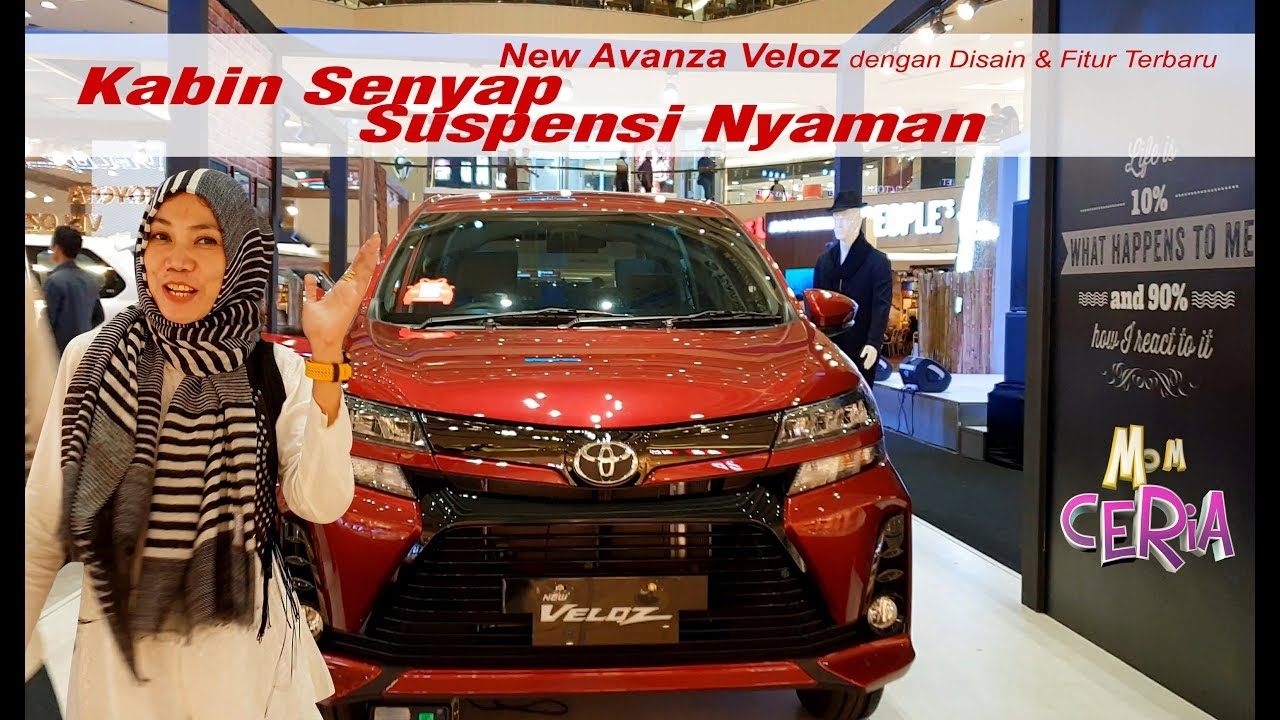 Suspensi Grand New Veloz Vs Ertiga Dreza Avanza Kabin Senyap Nyaman Youtube