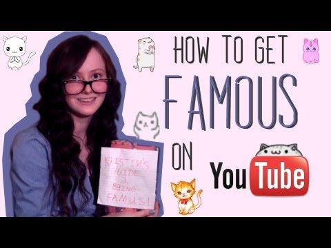 How to Get Famous on YouTube (FAST & EASY!) from YouTube · Duration:  5 minutes 25 seconds