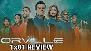 Download Video The Orville Season 1 Episode 1 'Old Wounds' Review MP3 3GP MP4