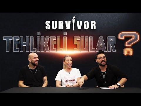 Oğuzhan Uğur'la Survivor Tehlikeli Sular: Evrim Keklik, Sercan Yıldırım | Acunn.com