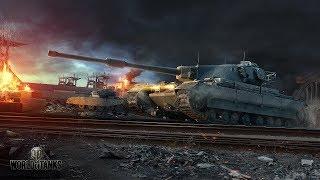 ОБМАЗАЛИСЬ??? ПОГНАЛИ!!! ПОСЛЕДНЕЕ ЛБЗ НА T 28 CONCEPT! World of Tanks