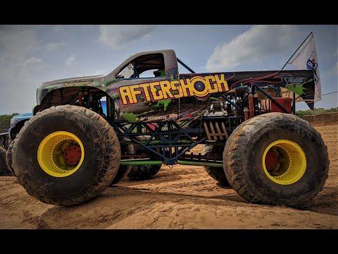 Monster Truckz Baton Rouge Raceway Friday 3-13-20