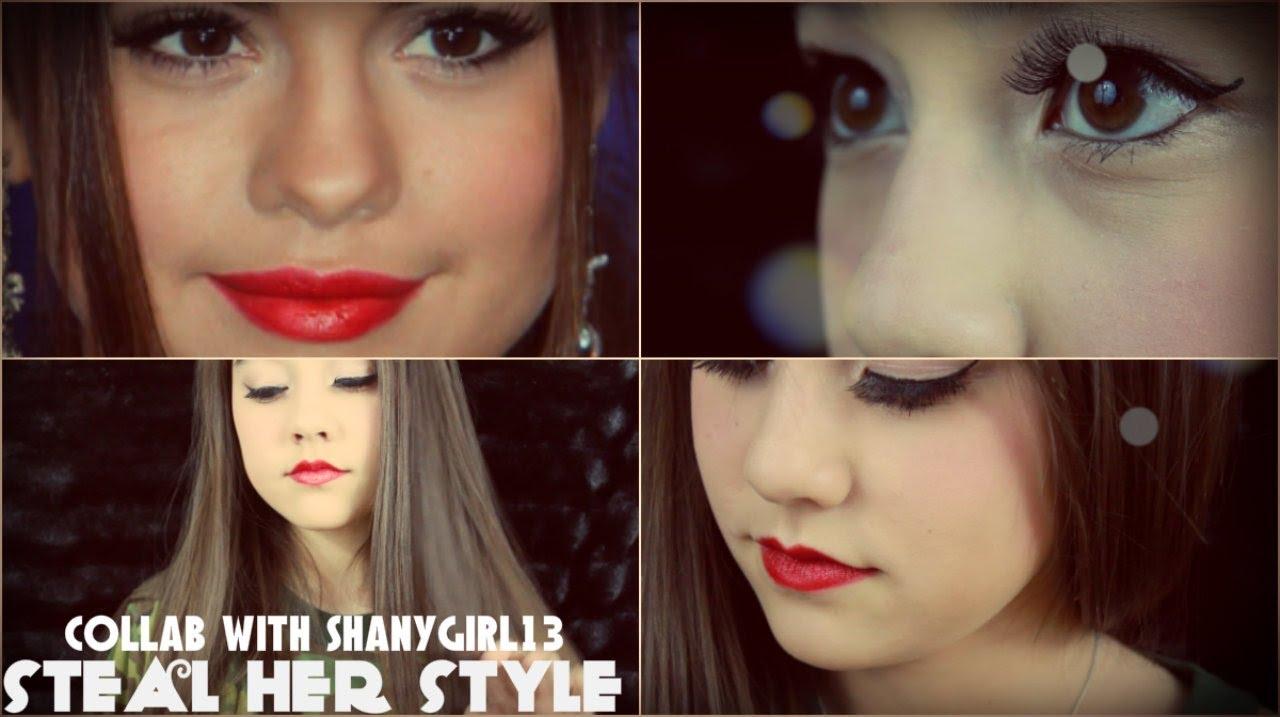 Steal Her Style Selena Gomez Xlivelaughbeautyx Youtube