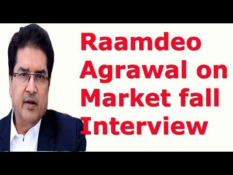 Raamdeo Agrawal's Latest interview 14/3/2018   Views on Market Correction