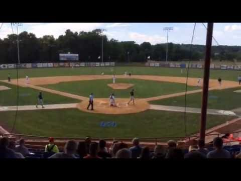 Carlisle Scores In State Legion Baseball Opening Round Loss