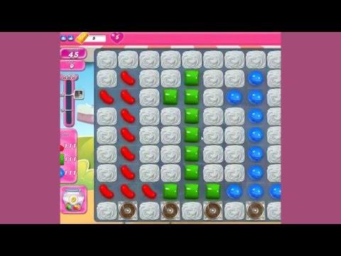 Candy Crush Saga - Level 1641 -  no boosters