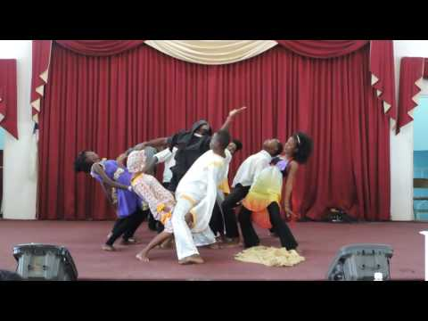 KB - Crowns & Thorns (Oceans) Instrumental (Dance by Grace in Movement)