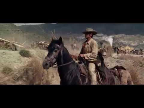 Однажды на Диком Западе (1968). Финал. Легендарная музыка Эннио Морриконе.