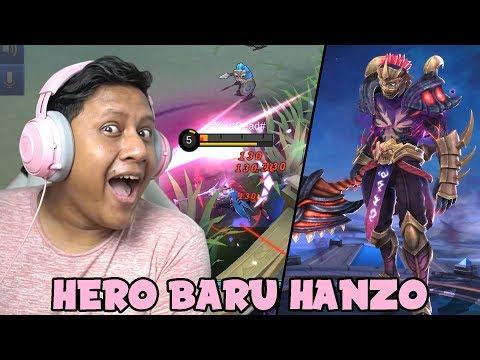 Hero Baru Hanzo Si Tukang Curi - Mobile Legends Indonesia