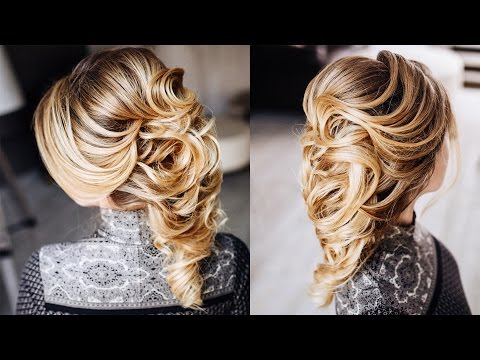 Greek Braid Hairstyle Tutorial