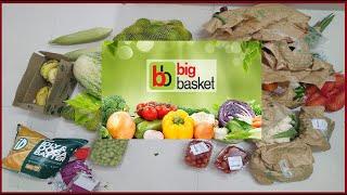 BigBasket Online Vegetable/Fruits & Grocery Shopping In Lockdown India|My Online Shopping@ BigBasket screenshot 3