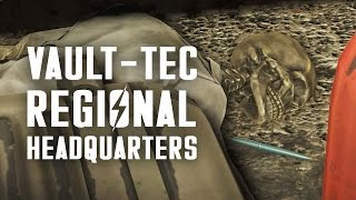 The Full Story of Vault-Tec Regional Headquarters in Fallout 4