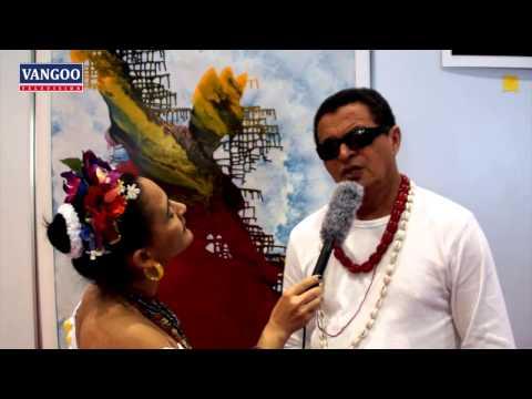 ED RIBEIRO @ BRASIL! BRESIL! aux AUTOMNALES 2014 à PALEXPO GENEVE | By VANGOO TV
