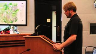 Andrew Ferguson Addresses the Boulder County Commissioners