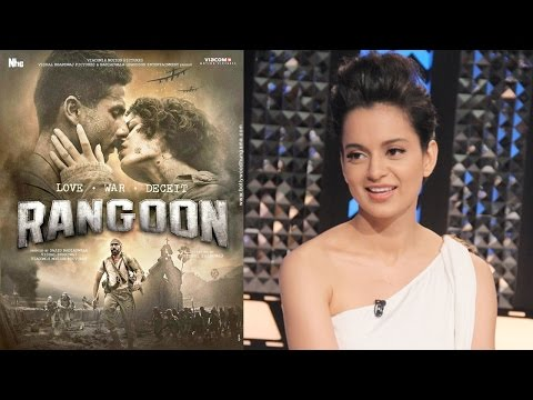 Kangana Ranaut's REACTION On Rangoon Failure Will SHOCK YOu!