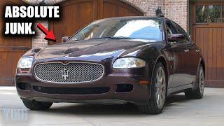 The Car Trek Maserati Is the Worst Car I've Ever Driven