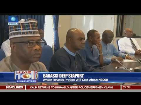 FG Approves Financial Transaction Advisor For Bakassi Deep Seaport Project