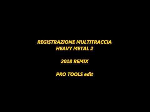 Outside Recording Studio: Missaggio Heavy Metal 2