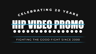 Music Marketing and Music Video Promotion: HIP Video Promo Celebrates our 20th Birthday!