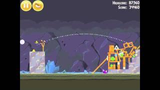 Video Angry Birds 17-2 Mine & Dine 3 Star Walkthrough download MP3, 3GP, MP4, WEBM, AVI, FLV Juli 2018
