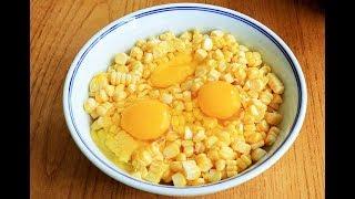 Download lagu 玉米加上3個雞蛋這樣做 學會懶人早餐 不加一滴水 天天吃不膩 夏媽廚房