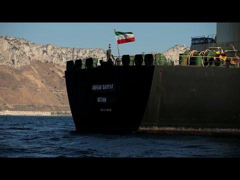 الناقلة (غريس1) تغير اسمها إلى (أدريان داريا1) وترفع العلم الإيراني…  - نشر قبل 4 ساعة