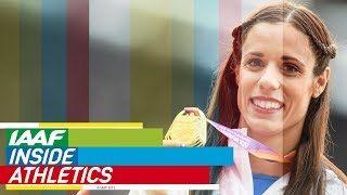 Inside Athletics 2018 Katerina Stefanidi