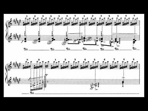 Percy Grainger  Lulla from Tribute to Foster Piano