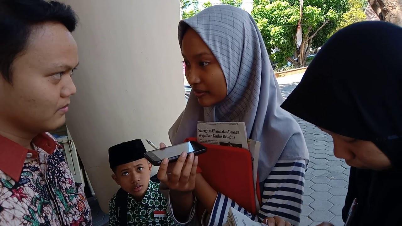 STUDENT FESTIVAL 2019. VLOG SMK NU MA'ARIF KUDUS - RADAR KUDUS