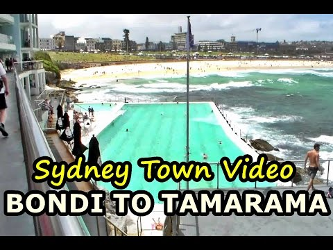 BONDI BEACH to TAMARAMA BEACH tour