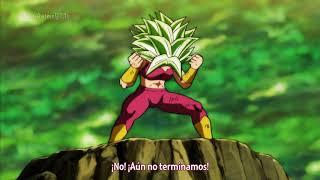 Goku elimina a Kefla del torneo del poder! HD