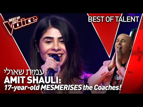 Teenage WINNER With UNIQUE Voice ENCHANTS The Coaches In The Voice