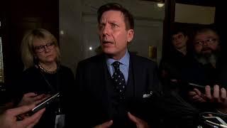 Le ministre Pierre Moreau se prononce sur le lockout chez ABI