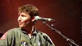 James Blunt - Bonfire Heart live Hamburg O2 World 04.03.2014