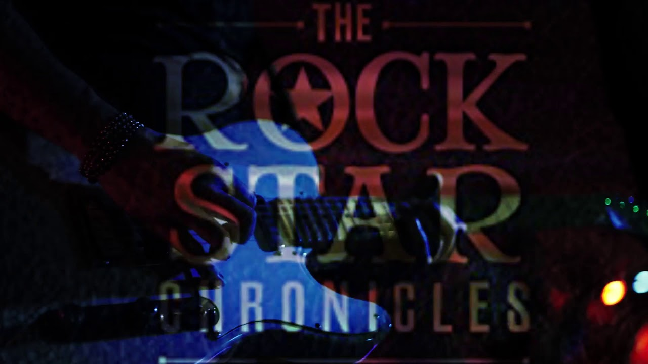 The Rock Star Chronicles Book Trailer