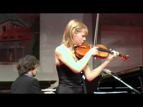 Mladi virtuozi: Tanja Sonc in Miha Haas (delovno gradivo)