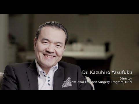UHN's Humble 'Superstar' Dr. Kazuhiro Yasufuku