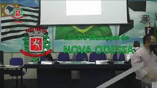 SESSÃO ORDINÁRIA - 01/02/2021