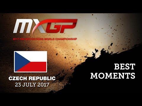 Best Moments MXGP Qualifying Race_MXGP of Czech Republic 2017