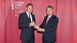 voxeljet mit Bayerischem Gründerpreis 2015 ausgezeichnet